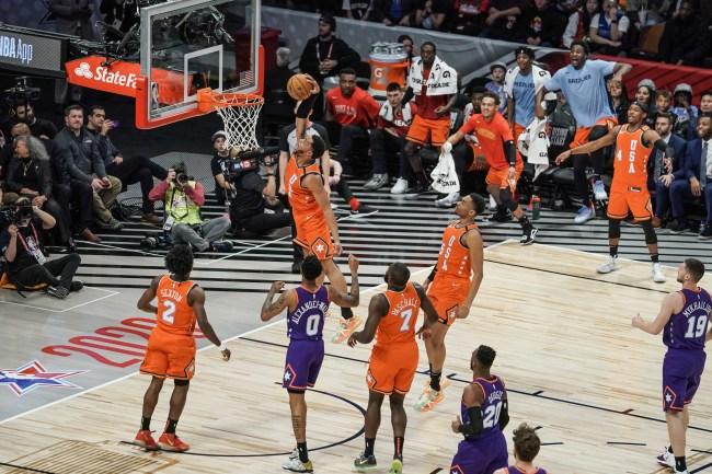 NBA Rising Stars Game 2020