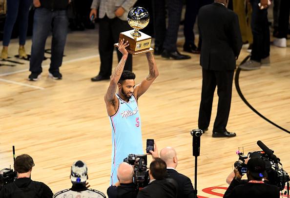 Derrick Jones Jr. NBA Dunk Contest