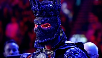 Deontay Wilder Is Already Planning New Costume For Third Fight Against Tyson Fury