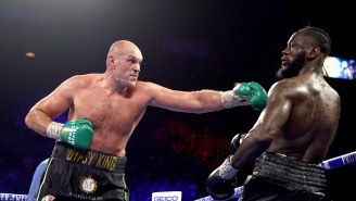 Between `10 And 20 Million' Viewers Illegally Streamed Wilder-Fury 2 PPV According To Report