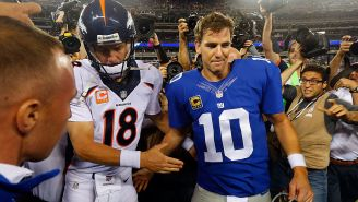 Let's Discuss These Super Bowl-Winning QB Rankings, Specifically Where The Mannings Fall On The List