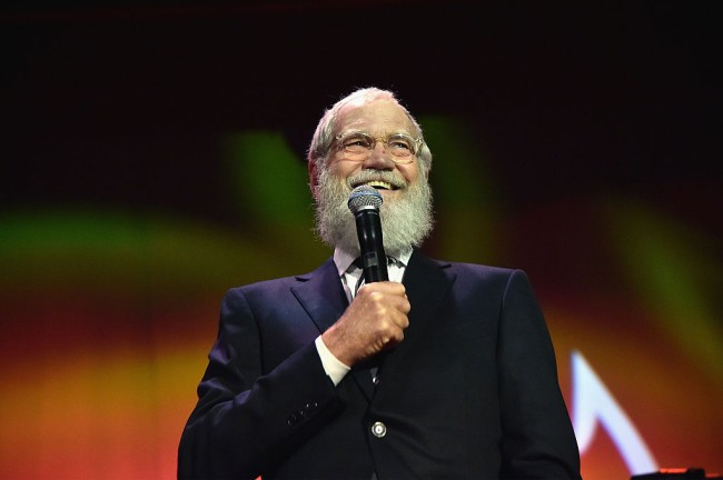David Letterman tells the story on Desus & Mero interview of how Quentin Tarantino threatened to beat him up over the late night talk show host's to the director's girlfriend.