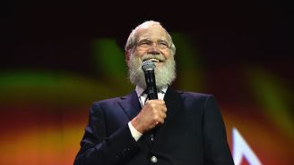David Letterman Tells Story Of How Quentin Tarantino Threatened To 'Beat The Crap' Out Of Him Over A Girlfriend