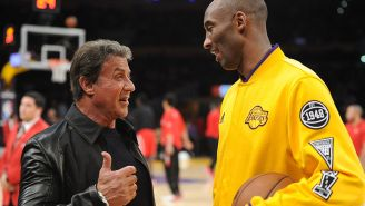 Sylvester Stallone Says Kobe Bryant Should Have His Own Statue In Philly Next To Rocky