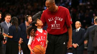 A Look At The NBA All-Star Jerseys That Will Pay Tribute To Kobe And Gianna Bryant, All Of The Helicopter Crash Victims And David Stern