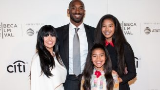 Vanessa Bryant Shares Montage Video Of Kobe Being A Proud Coach To His Daughter's Team
