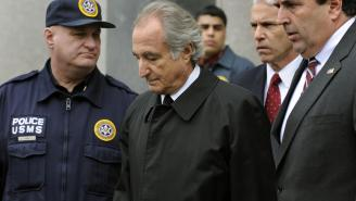 Bernie Madoff Tries To Play His Get Out Of Jail Free Card