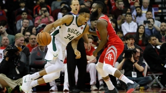 James Harden Slams Giannis After All-Star Game Joke About Harden Never Passing The Ball
