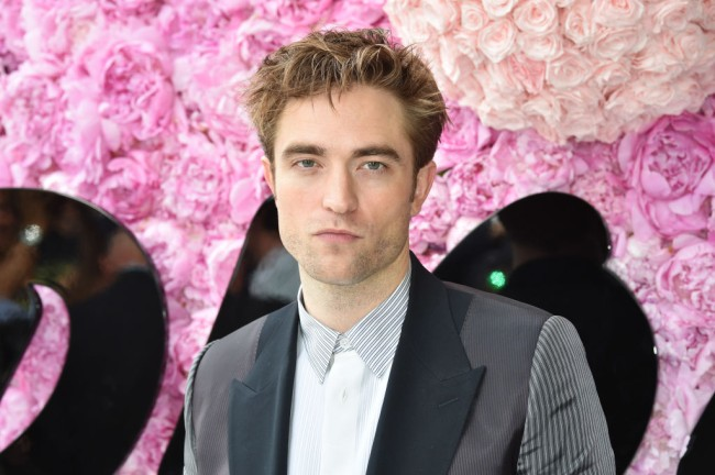 """Robert Pattinson is named the """"Most Handsome Man in the World"""" according to the Centre For Advanced Facial Cosmetic & Plastic Surgery, who used science to name their 10 most beautiful men."""