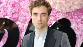 Robert Pattinson Is The 'Most Beautiful Man In The World' According To Science