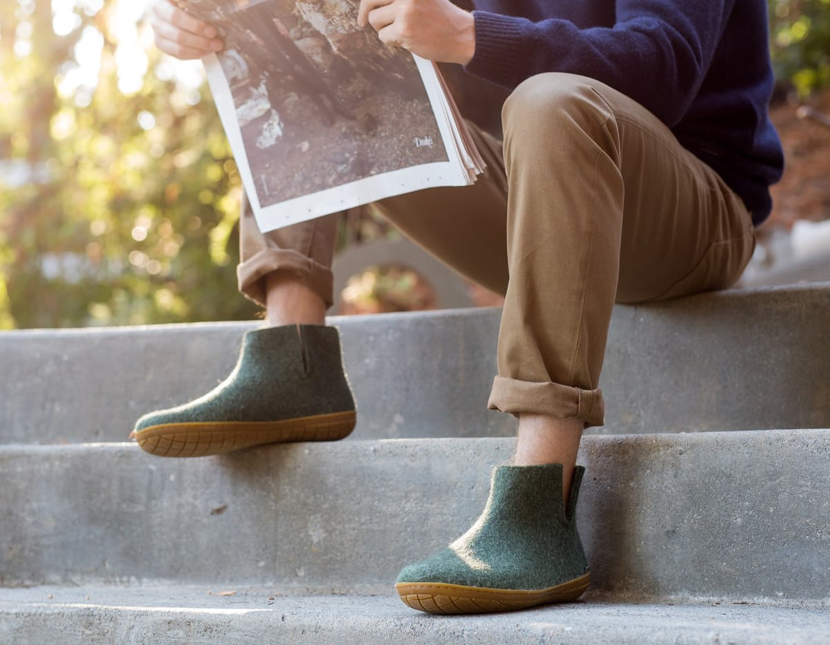 These Indoor/Outdoor Wool Glerups Slippers Are Exactly What Your Feet Want  While Working From Home – BroBible