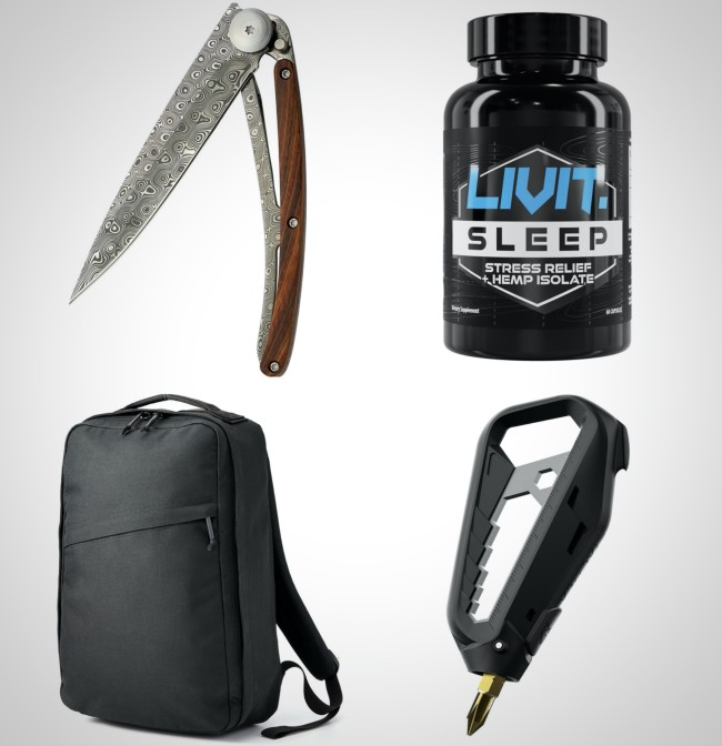 great everyday carry items for Spring