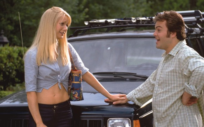 Gwyneth Paltrow said 'Shallow Hal' was a disaster and was her least favorite movie of her Hollywood career.