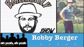 Brilliantly Dumb, Buggin' Out & The Beverly Wilshire – OH YEAH, OH YEAH ft. Robby Berger