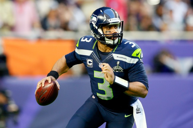 Indianapolis Colts owner Jim Irsay says team nearly drafted both Andrew Luck and Russell Wilson during the 2012 NFL Draft