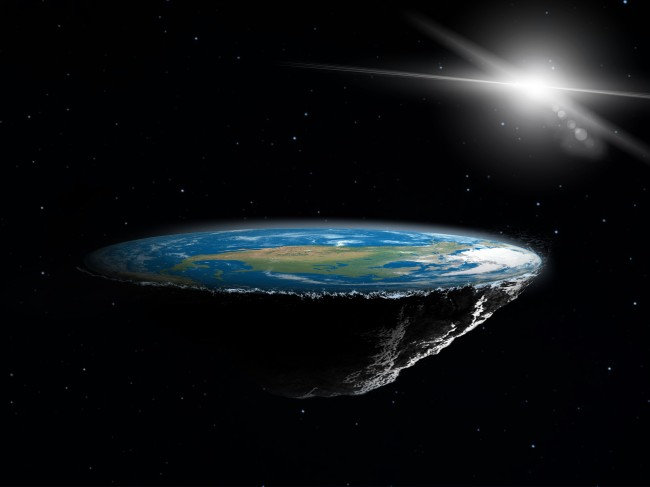 """Flat-Earther """"Mad"""" Mike Hughes dies in rocket mission to prove conspiracy theory that the Earth is not round."""