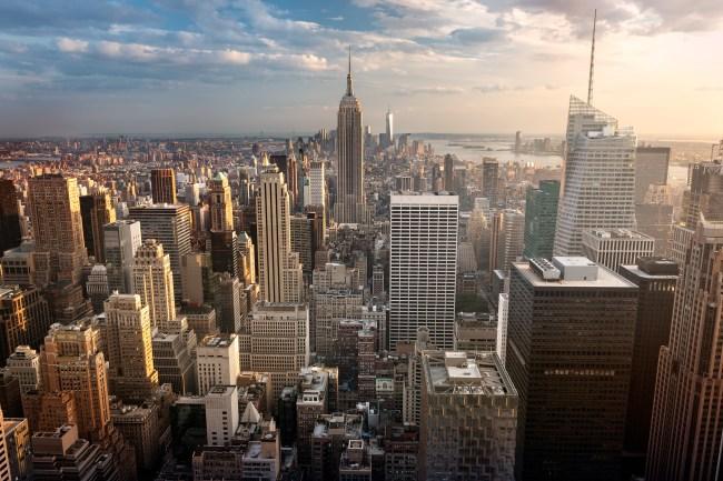 NYC skyline New York City