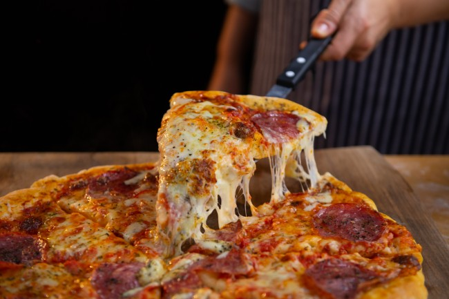 The state of New Jersey declared that they are the pizza capital of the world, over New York and Italy.