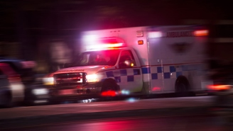 Pantsless Man Steals Ambulance That Leads To Police Chase, A Day Earlier High-Speed Pursuit Of A Hearse With A Body In It