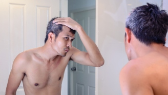 Getting Gray Hair Early Actually Can Mean You Are Stressed The F*ck Out