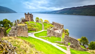 Loch Ness Monster Allegedly Caught On Live Video According To Nessie Expert