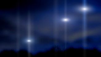 'Fleet Of UFOs' Hovering Over Arizona Captured On Video