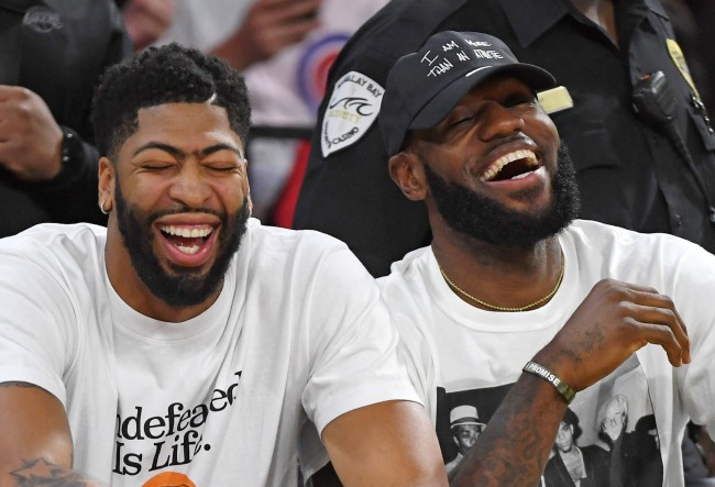 FS1's Jason Whitlock explains why he thinks LeBron James and Anthony Davis could leave Lakers after team didn't land Marcus Morris during NBA Trade Deadline