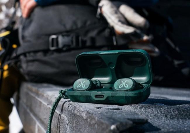 Jaybird Vista Earthproof Wireless Headphones Planetary Green