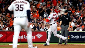 Red Sox Star J.D. Martinez Says Mike Fiers Warned Him About The Astros' Cheating Before The 2018 ALCS