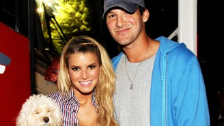 Jessica Simpson Says Tony Romo Dumped Her Via E-Mail, Thought She Was Cheating On Him With John Mayer