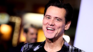 Jim Carrey Is Under Fire For Joking The Only Thing Left To Do On His 'Bucket List' Is The Woman Interviewing Him