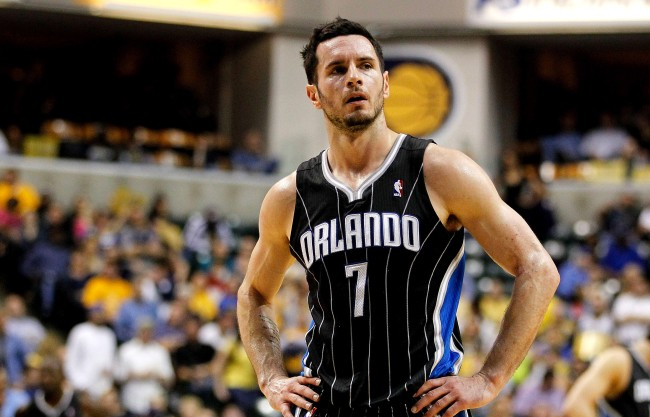JJ Redick Reveals The Brutal Hazing He Had To Go Through As A Rookie On The Magic
