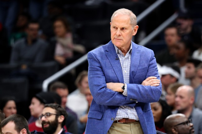 Following John Beilein resigning from the Cavs, he lost millions of dollars in guaranteed money