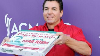 Papa John Wants Everyone To Know He Didn't Actually Eat 40 Entire Pizzas Over The Course Of A Month Like He Previously Claimed