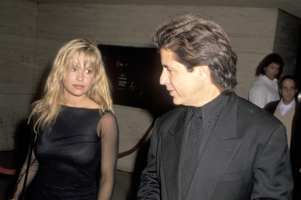 Jon Peters moves on from Pam Anderson after 12-day marriage and has already married Julia Berheim.