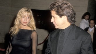 Jon Peters Gets Engaged 3 Weeks After 12-Day Marriage To Pamela Anderson Flopped