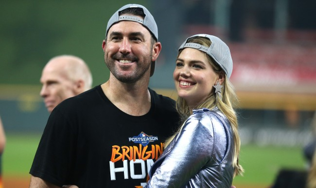 Kate Upton Posted A Happy Birthday Tweet To Justin Verlander Comments