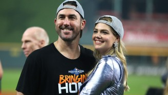 Poor Kate Upton Is Getting Crushed On Twitter For Wishing Justin Verlander A Happy Birthday