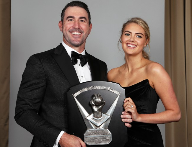 Kate Upton Posted A Valentines Tweet To Justin Verlander Comments