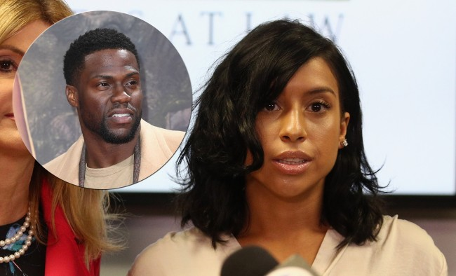 Kevin Hart Asks For Sex Tape Lawsuit To Be Thrown Out On Technicality