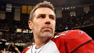 Arena Football Legend (And NFL Hall Of Famer) Kurt Warner Is Getting His Own Movie Based On His Unlikely Path To Stardom