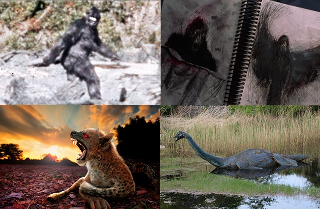 which legendary creatures actually exist
