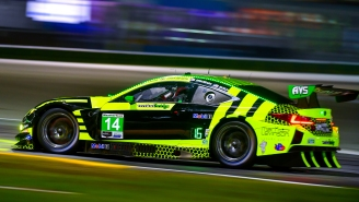 I Stayed Up For 24 Hours Straight With The Lexus Racing USA Team At The Rolex 24 At Daytona And It Was Quite The Ride