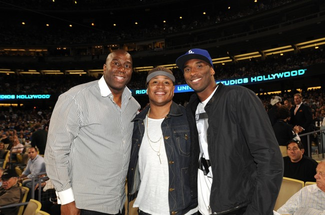 Longtime rapper LL Cool J details story about laughing in Kobe Bryant's face after Lakers legend debated releasing a hardcore album himself once