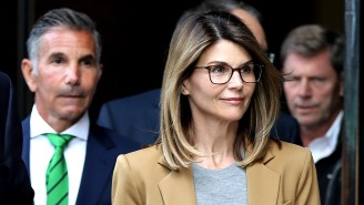 Lori Loughlin's Lawyer Says New Evidence Against The FBI Proves Her Innocence In College Bribery Scandal