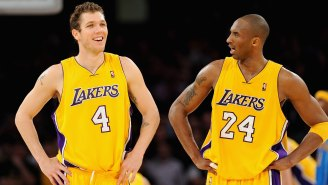 Luke Walton Tried Teaching Kobe Bryant How To Play A Drinking Game And The Mamba Was Relentless At Mastering It