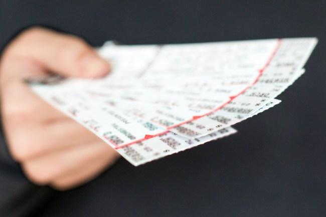 congress ticket companies disclose fees