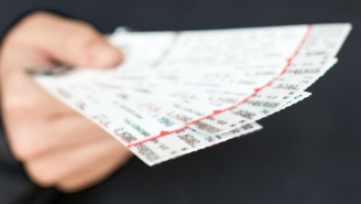 Congress May FINALLY Make Ticket Companies Include Their Outrageous Fees When Listing Prices