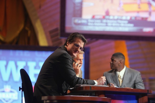 Mel Kiper Jr. says his paycheck at ESPN during first year analyzing NFL Draft prospects was just $400