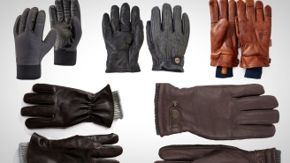 Keep Your Hands Warm With These 5 Pairs Of Premium Leather Gloves Made For Men